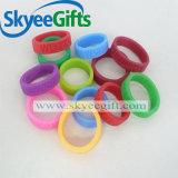 Customeized Silikon-Ring für förderndes Geschenk