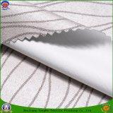2017 Home Textile étanche Fr Blackout Rideau JACQUARD Tissu en polyester tissé
