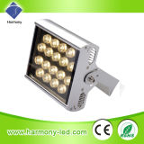 Outdoor IP65 Square 24W LED Wall Washer RGB