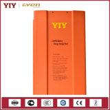 Het Pak van de Batterij van het Pak 50ah 100ah van de Batterij van het lithium van Lipo4 LiFePO4 voor het Systeem van de Opslag van de Zonne-energie