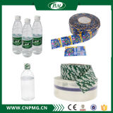 L'impression PVC coloré Gaine thermorétractable étiquette de bouteille en plastique