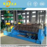 Máquina de Rollling del motor con tres rodillos