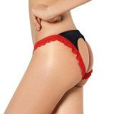 Hot Sexy foto Butt plug exótico mujeres sexy Tanga Bragas