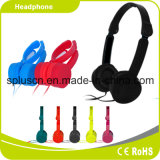 Cuffia stereo flessibile dei campioni liberi del regalo dei prodotti di promozione