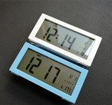Самомоднейшая конструкция OEM будильника LCD цифров Snooze Backlght ночи