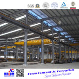 Almacén de la estructura de acero con gran calidad