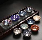 Cinese di ceramica giapponese Teaware del Teacup della ciotola del tè di Teaware