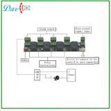 Painel de Alarme de Incêndio e Força da Porta Open Extend Function Board