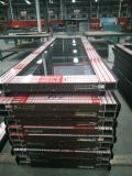 Usine de Foshan de guichet en aluminium de qualité directement
