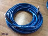Flexibler hydraulischer Gummischlauch-Hochdruckunterlegscheibe-Schlauch