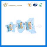 Tarjeta barata de la escritura de la etiqueta de la ropa de moda para el bolso/la ropa/los zapatos (impresión de la tarjeta de papel)