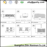 Toutes les séries personnalisées Pattern/600mm en aluminium de profils pour panneau mural et panneaux de pont