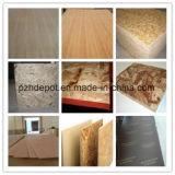 Todos los tipos de madera contrachapada