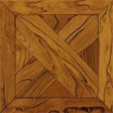 Suelo impermeable de madera sólida del entarimado para la sala de estar/el sitio de la base