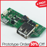 Controle da placa de eletrônica de RoHS Fr4 com placa de controle