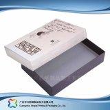 Presente/alimento de empacotamento de papel rígido luxuoso/venda por atacado cosmética da caixa (XC-hbf-007)