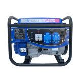 Generatore silenzioso aperto del diesel portatile della benzina di Honypower Hy1000 1kw 1.2kVA fatto in Cina