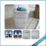 Fábrica de China vender 4 tanques refrigerados, dispensador de jugo de fruta de la máquina de la licuadora