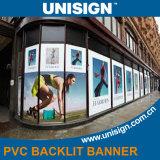 Bandera al aire libre / soportes de impresión / retroiluminado 610GSM material / digital de gran formato del cartel