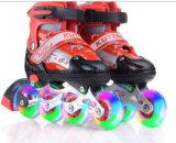 Изготовленный на заказ коньки ролика колеса СИД тапок для малышей