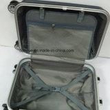 """Niedriges MOQ PC Material 20 """" 24 Aluminiumwalzen-Gepäck-Koffer-Beutel des rahmen-"""" 28 """", kundenspezifischer Laufkatze-Kasten für Arbeitsweg"""