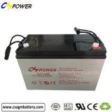 La válvula reguló la batería profunda de plomo del AGM del ciclo 12V 100ah