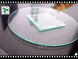 Mesa de vidro temperado de 3 a 19 mm de temperatura plana / curvada com ISO, CCC, Certificado Csi