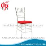 Высокомарочный ясный акриловый стул и стул Chiavari с крышками