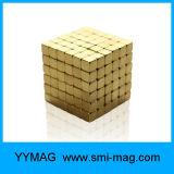 Imán del bloque del imán del neodimio de la alta calidad Juguete del bloque de NdFeB