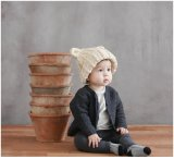 2017 nuovo arriva il cappello del bambino del Crochet