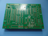 Single Trace Impedance Gecontroleerde PCB de Gouden Raad van de Onderdompeling van 2 Laag