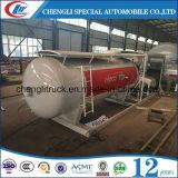 Stazione portatile di riempimento di pattino del gas del propano della pianta di Nipco 4tons GPL