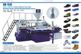 Plastiksegeltuch-Schuh-alleinige bildenmaschine