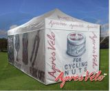 مستودع فلكيّة رخيصة يطوي خيمة لأنّ عمليّة بيع