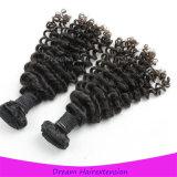 Großhandelsfabrik-Preis-Jungfrau-malaysisches lockiges Haar