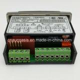 Indicador azul eletrônico dos controles de temperatura de Xr04cx-5n0c1 Dixell (220V/50Hz, vermelho ou)