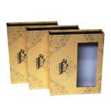 Fabrik-Preis-aufbereiteter kundenspezifischer handgemachter steifer Papierkasten mit freiem Kurbelgehäuse-Belüftung Windows