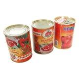 Qualität eingemachter Tomatenkonzentrat-Lieferant in China