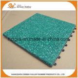 Перерабатываемые материалы Non-Slip резиновый пол коврики для сада