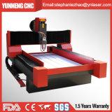 Cortadora artificial del CNC de la piedra de madera bien del metal de China