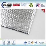 Las capas dobles de la burbuja del papel de aluminio de aislamiento térmico del edificio