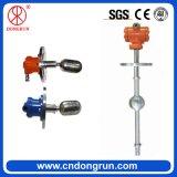 水漕またはオイルタンク(フランジのconnectino)のための浮遊物球の水位のコントローラ