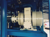 Los residuos de aceite de aceite del transformador de aislamiento de cuadros de filtración de aceite de máquina (ZYD-200).