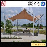 Tienda de PVDF para el parque y el jardín en estructura del marco de acero