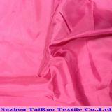 тафта PVC PU тканья 210t Coated для плаща