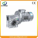RV25 알루미늄 벌레 AC 기어 모터