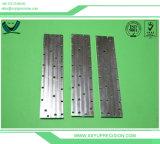 L'usinage fraisage CNC en aluminium de tourner les pièces métalliques