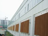 Bienenwabe-Luft-Kühlvorrichtung zerteilt Gewächshaus/Geflügel/Ackerbau-abkühlende Auflage