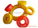 Elemento do poliuretano para a roda do esmagamento