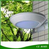 16 de radar de microondas impermeable LED LED Sensor de movimiento de pared de luz solar